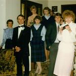 Joe & Amber Wedding... Diane, Gene, Lindy, Pam, Lori, Dave