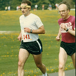 Gene & Bruce Fraser... Bruce was one of the best runners at UW in late 60's