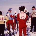 Diane & Eugene last minute strategies... 1983