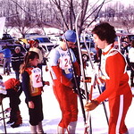 Kristin,Eugene,Diane,... West Bend... abt 1983