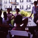 Diane, Gene, Kristin, Eldon, Jamie,Lisa, Lindy,Wendell... abt 1983