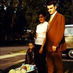 Lori, Tammy, Diane and Gene-1972