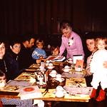 Tammy, Diane, Jean, Wendell, John, Joe, Mom, Eugene, Lori... 1974
