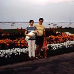 Diane,Gene, Lori and Tammy 1972-So. Shore Dr