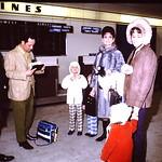 Eugene,Ron,Joe,john,Jean,Diane,Tammy... Ron's going somewhere.. 1971