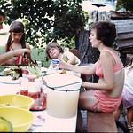 Gene, Tammy, Kristin,Diane,Lindy.... abt 1975