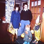 Diane, Gene, Lori & Tammy...... abt 1973