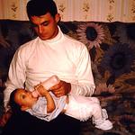 Tammy & Dad.... 1969 in Germany