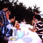 Time for cake-Ron,Eugene,Diane,Tammy,Dave,Jime,Jamie,Shirley,Jeff