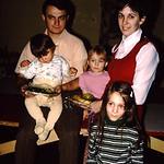 Easter,--someone's sleepy==Gene,Diane,Tammy, Lori, Kristin