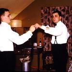 Brothers---Eugene's wedding day-Oct 1, 1967
