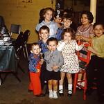 Reunion at Hadley...Susan (Emil's), Patricia (Irene's), Kathleen (Irene's) Jimmy, (Emils), Eugene(Joe's),Chet Jr (Irene's), John (Emil's)