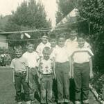 Eugene, Robert, Doug Cox.. abt 1954