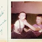 12/25/57 SHare and share alike... Jeff & Eugene