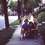 Shirley, Janice Bob & Gene... 1952 29th St.