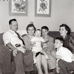 Jeff with Markiewicz family