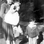 Mom, Eugene & Robert... 1947
