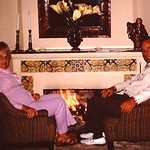 Mom & Ron Hondurus trip 1973