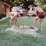 1975 Big Cedar SHirley, Gene, Wendell, Jim, Bob